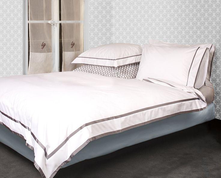 Ravello : parure de lit de luxe Lisa Galimberti #nuit #interiordesign #luxe