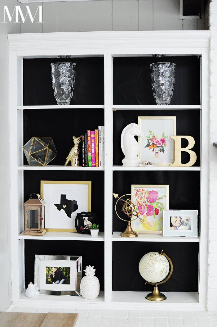 100+ best images about Styling Bookshelves on Pinterest ...