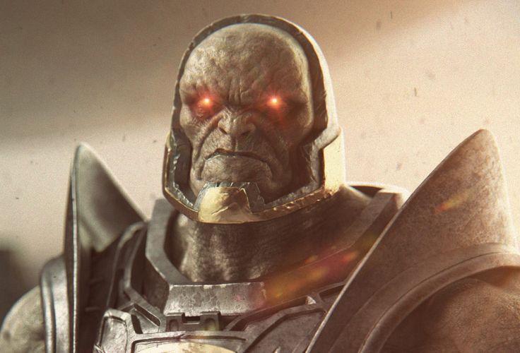 Omega King Arrived - Darkseid