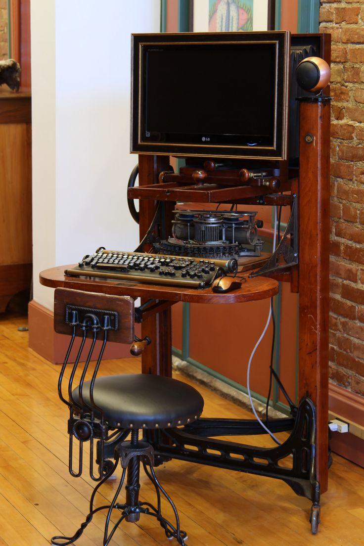 Best 25+ Computer Workstation Ideas On Pinterest