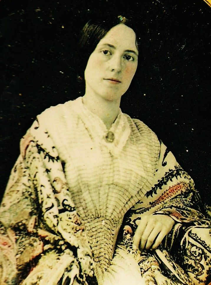 Maria Ignacia Felipa Wilson y Carrillo (1840-1866, about 20 years old??? Born Mission Santa Barbara, died San Luis Obispo, Aug 1858 married Domingo Sanjurgo Arautz Pujol y Grau (1827-1881) at Mission San Luis Obispo
