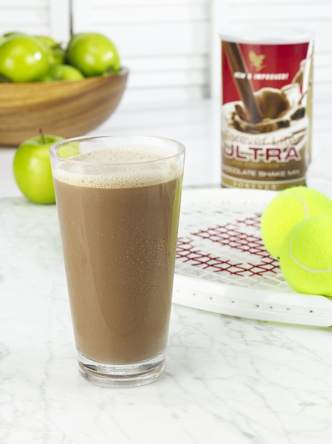 2 Forever Lite Ultra shakes provide 100% of the reccomended daily intake of numerous vitamins and minerals!