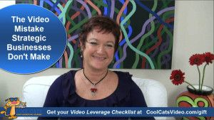"""The Video Mistake That Keeps You Playing Small [Cool Cats TV]Hey there Pussy Cat, A short 3 minute video tip for you to help make your marketing videos as addictive as cat videos. This week's topic: """"The Video Mistake That Keeps You Playing Small"""". We'd love to hear your thoughts and questions so please leave a comment below the video or drop us an email. […]"""