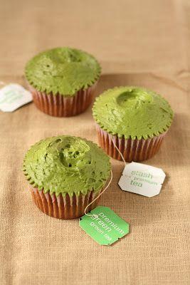 recipe: easy green tea cupcakes [35]