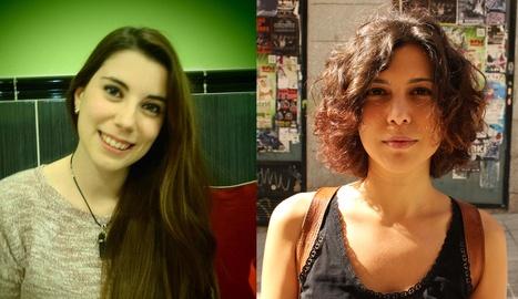 'El año que viene me veo trabajando de camarero o teleoperador' / Elena Herrera + @_infoLibre | #universidadencrisis