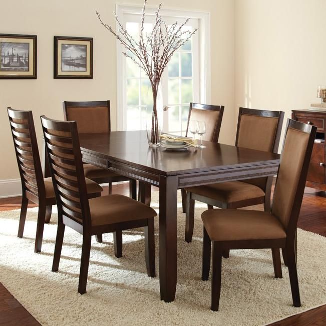 Dining Room Sets Baton Rouge Part - 45: Shop For The Steve Silver Cornell Casual Dining Room Group At Olindeu0027s  Furniture - Your Baton Rouge And Lafayette, Louisiana Furniture U0026 Mattress  Store