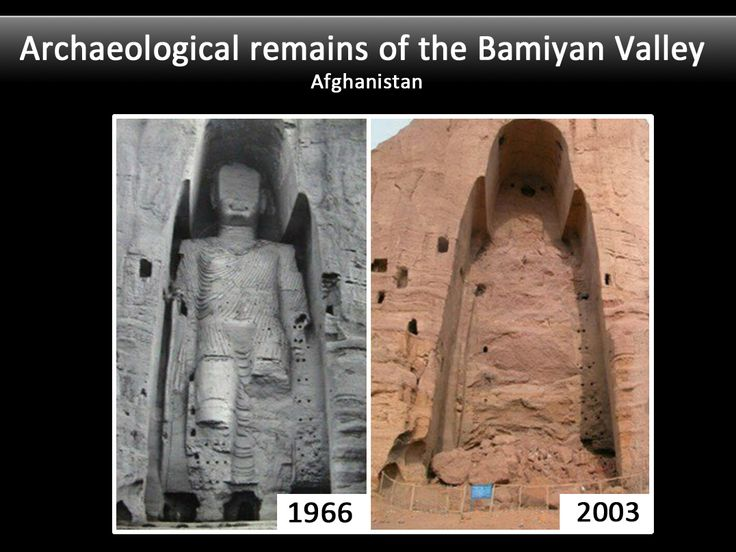 Most people know Bamiyan as the site where giant statutes of the Buddha were destroyed by the Taliban in 2001.  But it is the location of other important archaeological sites too, such as Shahr-i-Zohak (Red City), an impressive mass of ruins that was once the fortress protecting the entrance to Bamiyan in the 12th and 13th centuries.  Now this site will be restored and conserved as part of a new project in Afghanistan sponsored by UNESCO and the Government of Italy.