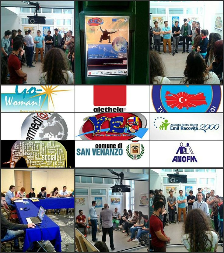 Young Europeans Startup - Project Meeting in Patras