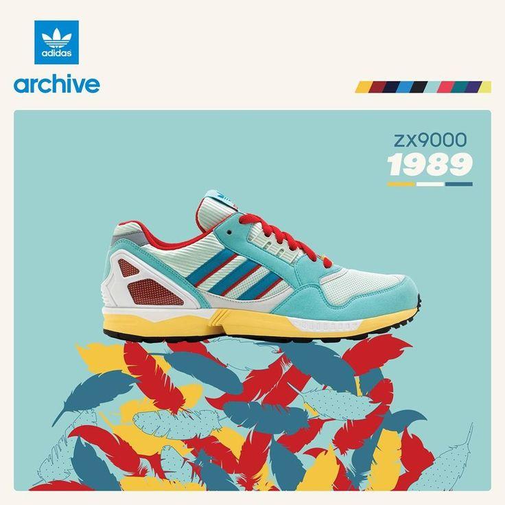 adidas Originals ZX 9000