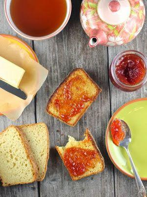 Des Teufels Küche Anwalt: Englisch Muffin Brot