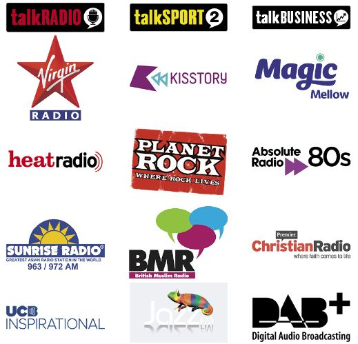 New DAB digital radio stations coming to your DAB and DAB+ enabled receiver in 2016