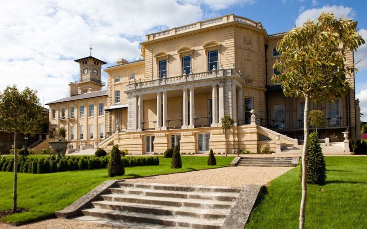 Thirty minutes from central london, this is Bentley Priory. It's 12 four-bedroom mansion homes, set in 57 acres of beautiful parkland.   Guide price: 1.8 Million