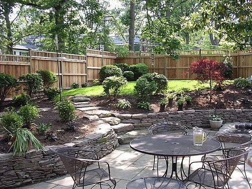 Patios | Masonry Division | Johnson´s Landscaping 4. Patio IdeasBackyard ...