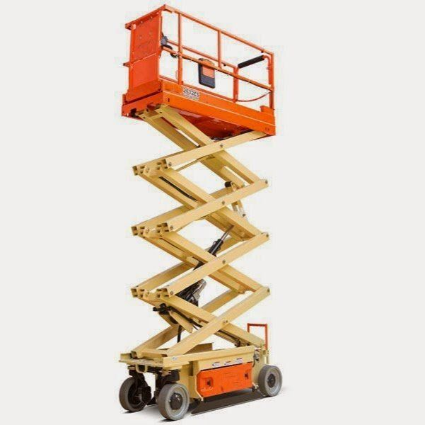 Features of electric Scissor lift for sale