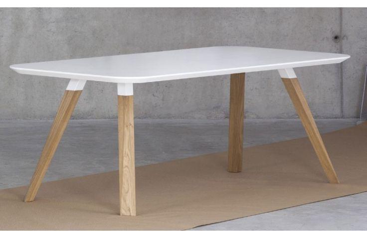 Table de Repas Ronde / Rectangle OBLIQUE - Design Numen / For Use - Prostoria 3