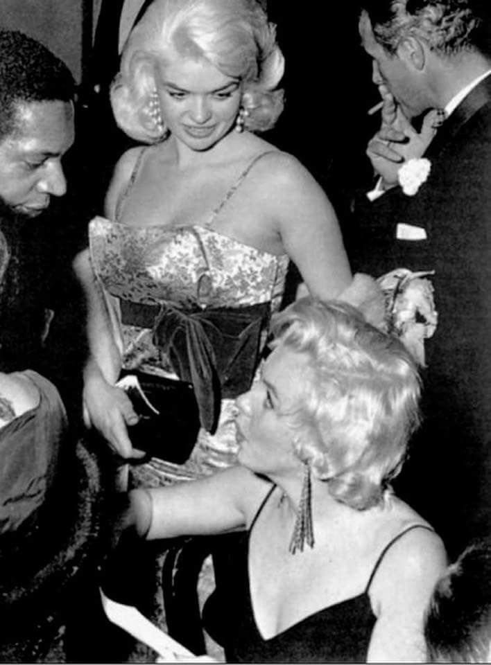 Marylin and Jane Mansfield