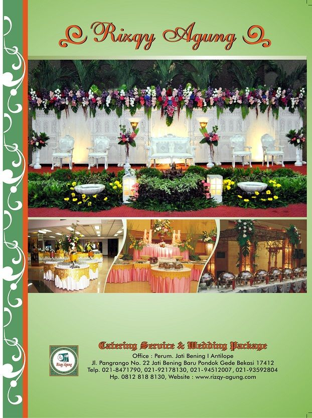 Rizqy Agung Catering Service & Wedding Package