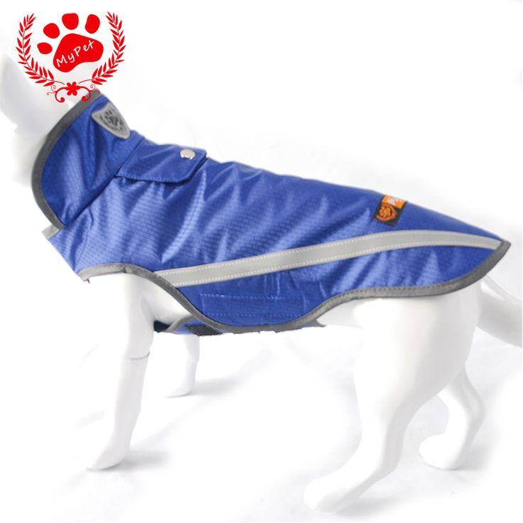 Hot Item 2017! Water Resistant Dog Outdoor Raincoat - Size S to XXXL     Tag a friend who would love this!     FREE Shipping Worldwide     Get it here ---> http://sheebapets.com/2017-my-pet-brand-water-resistant-clothes-for-dog-outdoor-raincoat-safety-blue-jacket-easy-wear-reflective-pet-dog-coats-3xl/