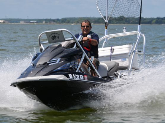 10 best jet ski fishing images on pinterest fishing for Best jet ski for fishing