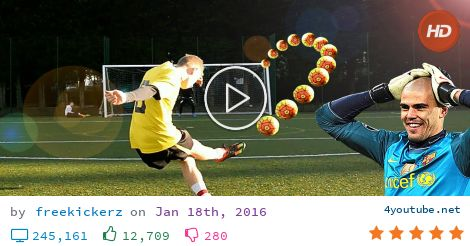 TOP 5 - Best Goalkeeper Saves I WEEK #77 2016 (5.49 MB) - Video Download | Download From Youtube - TOP5 Best Youtube Football Keeper Saves of the Week • Soccer Futbol Goalkeeper Moments ● Compilation 2016 • Besten Amateur-Torwart Fußball Paraden & R...
