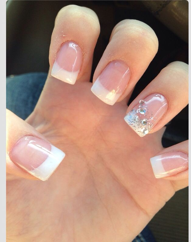 426 best Wedding Nails images on Pinterest | Pretty nails, Wedding ...