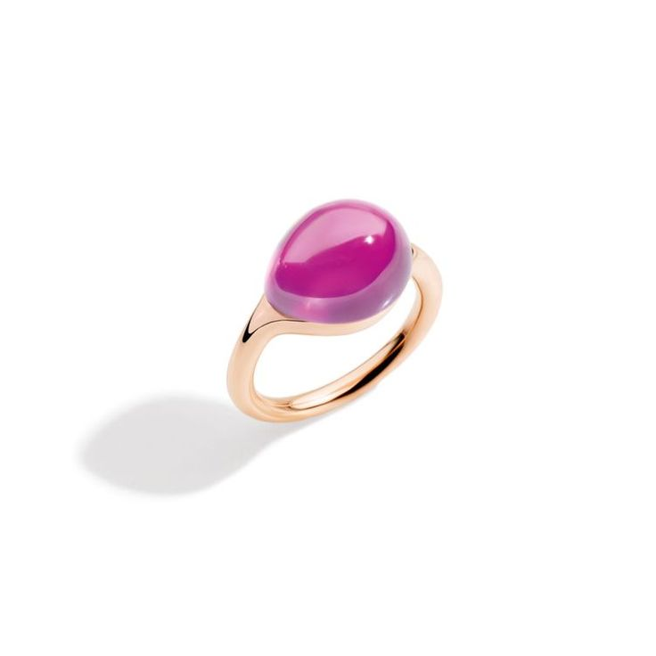 Women's Rouge Passion - Women's Rings on Pomellato Online Store