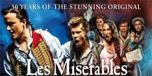 "Get Great Deals at Theatre Tickets Direct: Book Now for ""Les Miserables"" at the Queens Theatre London https://goo.gl/a5AniE"