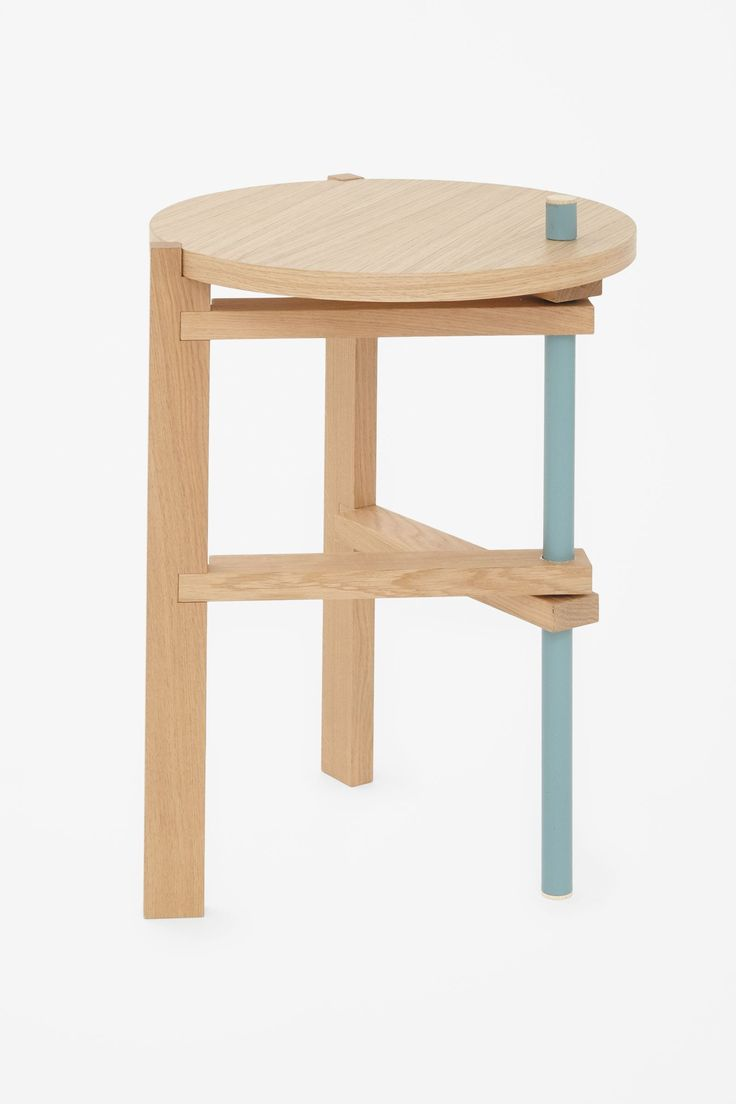 Tomas Alonso side table. COS x HAY