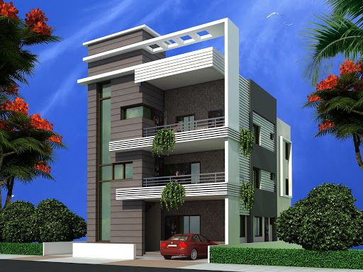 35 best alm images on Pinterest   Home elevation, House elevation ...