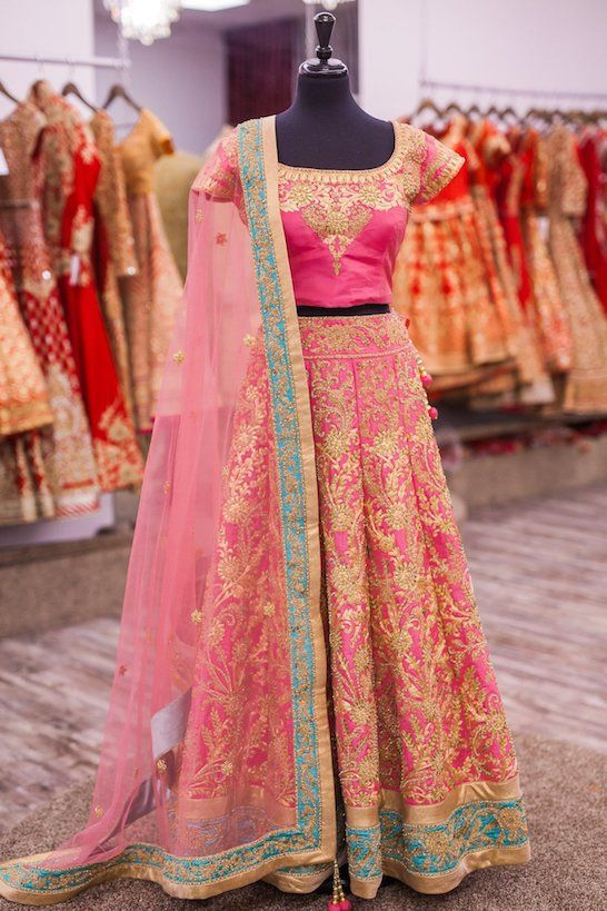 What Do The Most Beautiful Bridal Lehengas Cost?