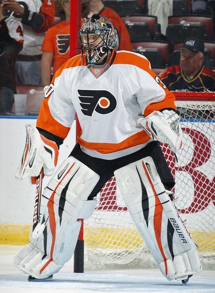 Ilya Bryzgalov, Philadelphia Flyers