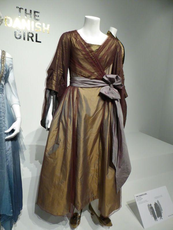 Lili Elbe The Danish Girl movie costume