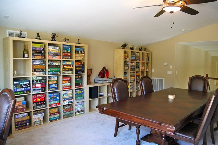 At the rate Daniel is buying board games right now, we are going to need something like this in our house. Eventually.
