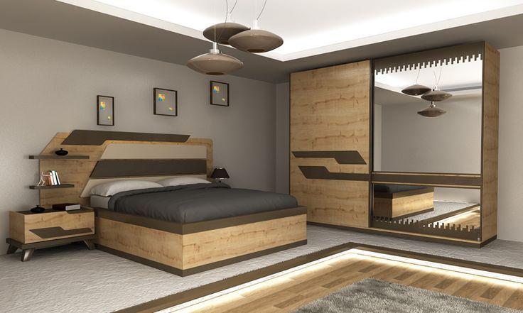 Elentra Modern Bedroom Set Stilvolle Mobel Klassik Schlafzimmer 2019 Bedroom Furniture Design Bed Furniture Design Bedroom Design