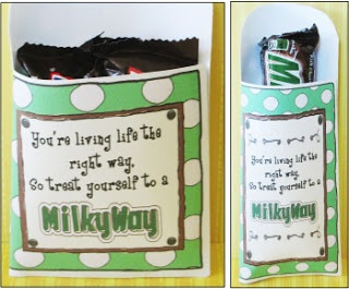 """Missionary Candy Sayings """"Milky Way"""""""