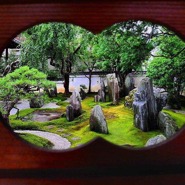 Jardins Japoneses no Pinterest  Jardins Zen, Jardinagem e Lagoas