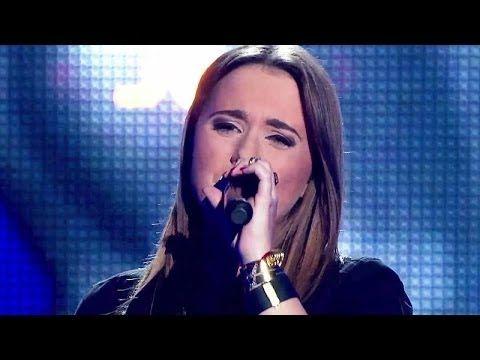 """The Voice of Poland IV - Marta Dryll - """"Here with me"""" - Przesłuchania w Ciemno - YouTube"""