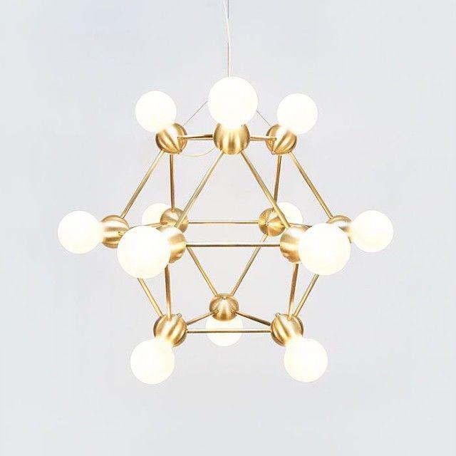 Lovely chandelier lina rosie li studio via archiproducts 17 design chandelier style · lighting systemlighting solutionslight