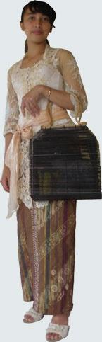 Tas Lante - beautiful bag - natural material