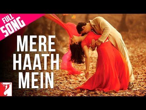 Mere Haath Mein (Fanaa) - On screen Lyrics & English Translation - YouTube