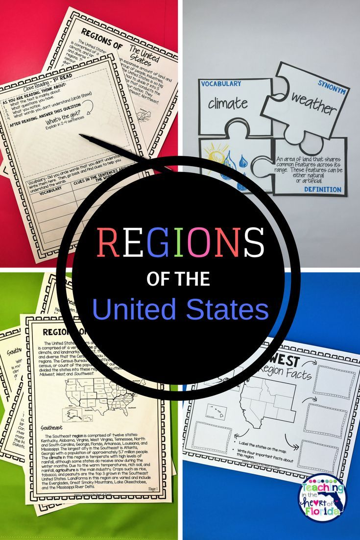 Best Images About Reading ELA Activities On Pinterest - Florida map activities 4th grade