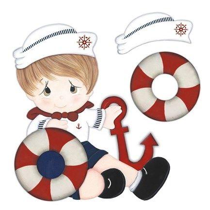 Aplique-Madeira-e-Papel-3D-Marinheiro-LDMPC-013---Litocart