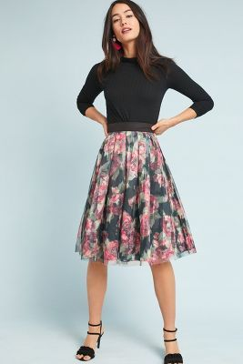 594caf24582d Dancer Tulle Skirt | Purses, Dresses & Shoes Oh My! | Skirts, Casual ...