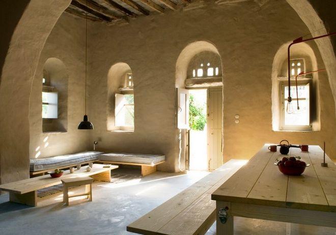 island of Tinos - αρχιτεκτ: Ιωάννης Εξάρχου