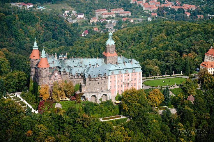 Książ Castle www.travart.pl