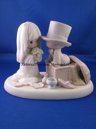 Heaven Bless Your Togetherness-Figurine-$77.50 this was from Mark.