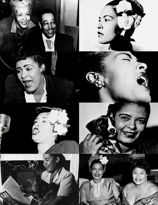 billie holiday // april 7, 1915 - july 17, 1959