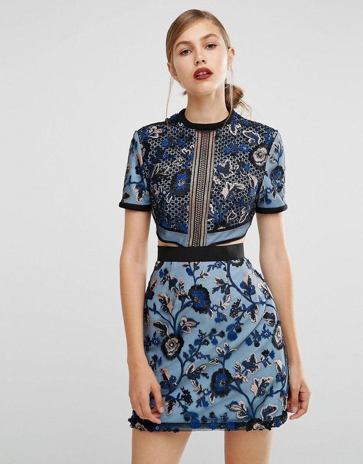 Self+Portrait+Florence+Dress