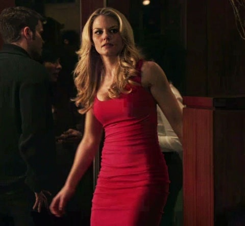 Emma Swan little red bad a$$ :)