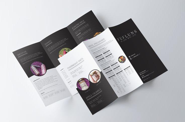 Desain Brosur Fufluns oleh www.SimpleStudioOnline.com | Order desain brosur profesional >> WA : 0813-8650-8696